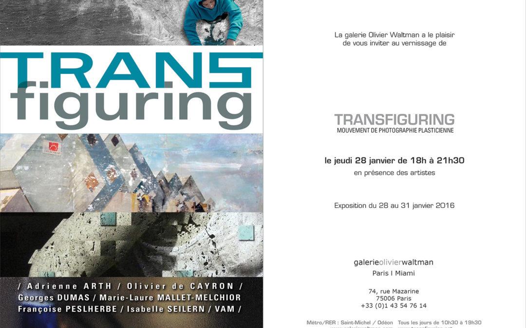 Du 28 au 31 janvier 2016 – Exposition à la Galerie Olivier Waltman