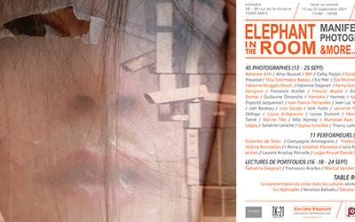 Exposition Adrienne Arth et performance de Frederique Wolf-Michaux